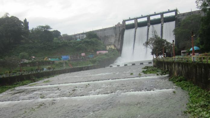 dams kerala