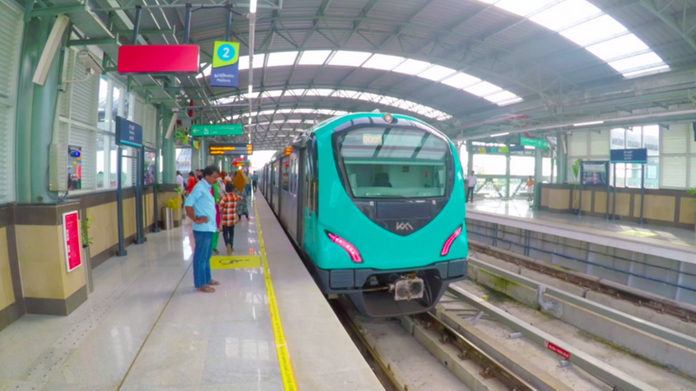 can travel for free in kochi metro today