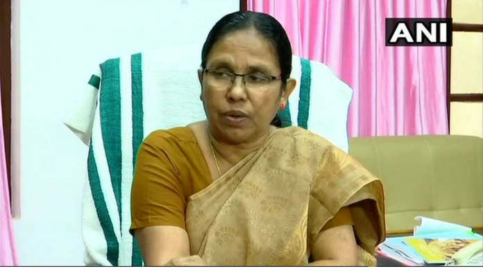 center promises to grant aims in kerala says kk shailaja