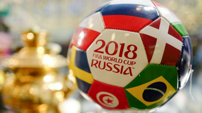fifa world cup kicks off in Russia