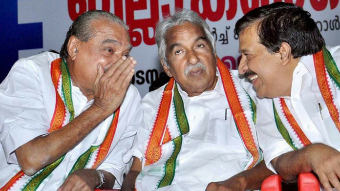 kerala congress and leaders