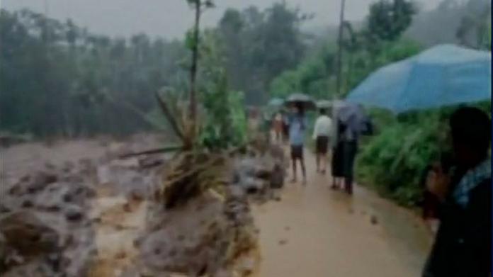 kozhikode landslide again