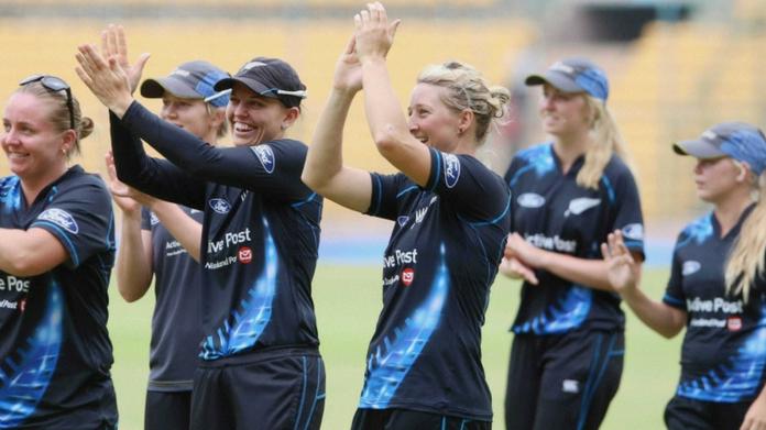 newzeland cricket team women