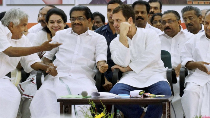 rahul gandhi and congress leaders