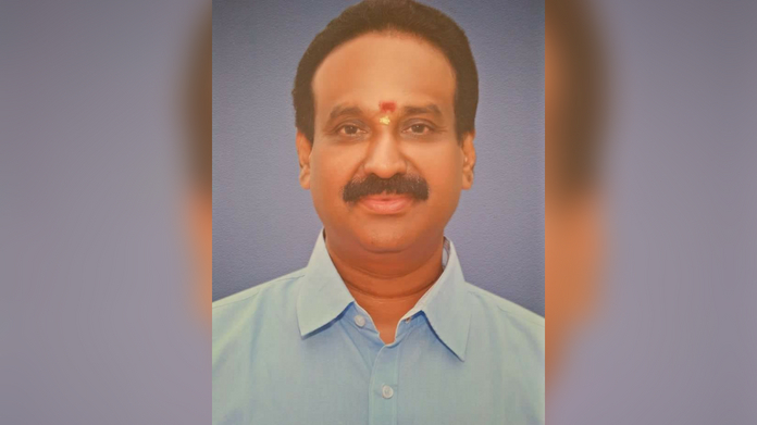 swati thirunal college formal principal sreekumar passes away