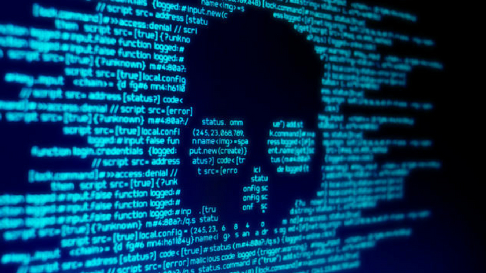 type frame virus shooks cyber world