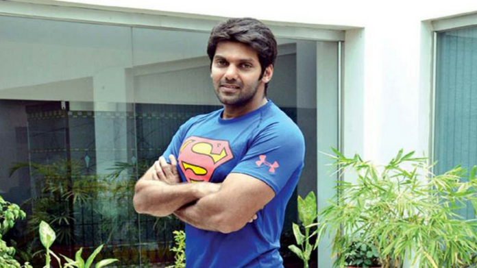 arrest warrant for actor arya