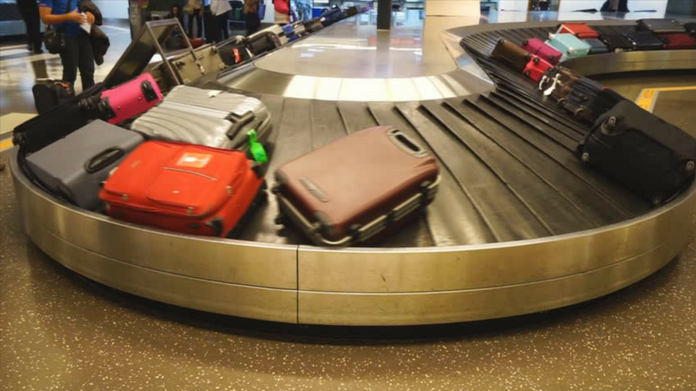 fees for luggages handled by airport staffs determined