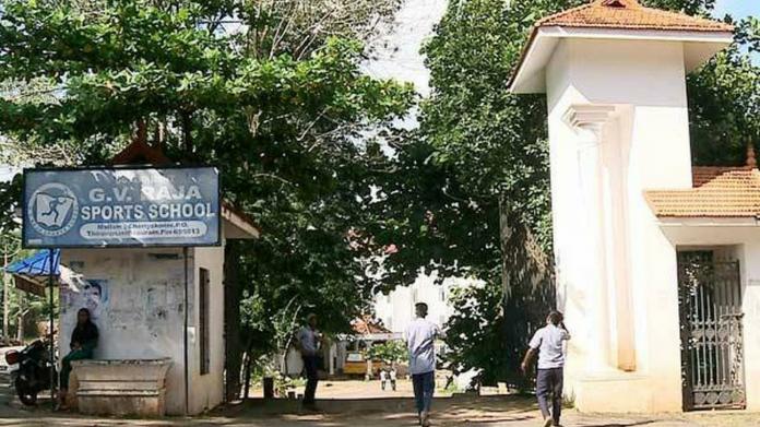 food poisoning wasn't with my knowledge says gv raja principal