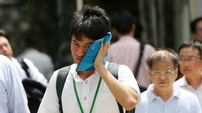 japan heatwave killed 65