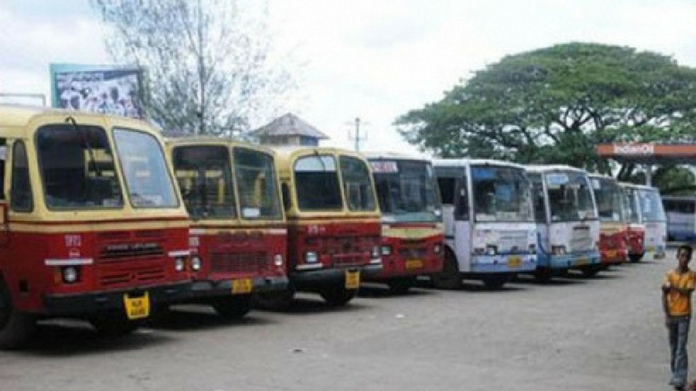 ksrtc strike on august 7