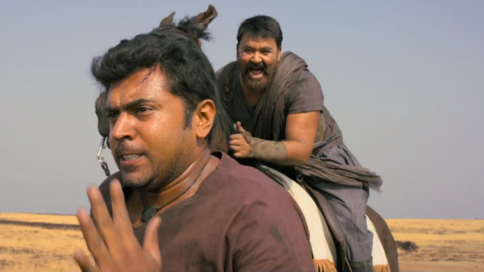 mohanlal and nivin