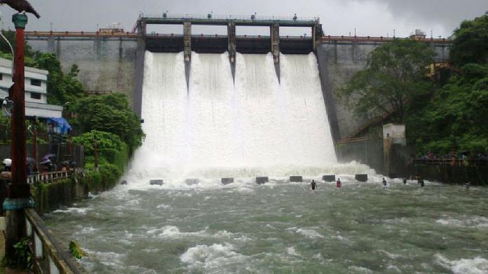 peechi dam shutter may open