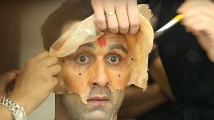 Ranbir Kapoor to Sanjay Dutt transformation video