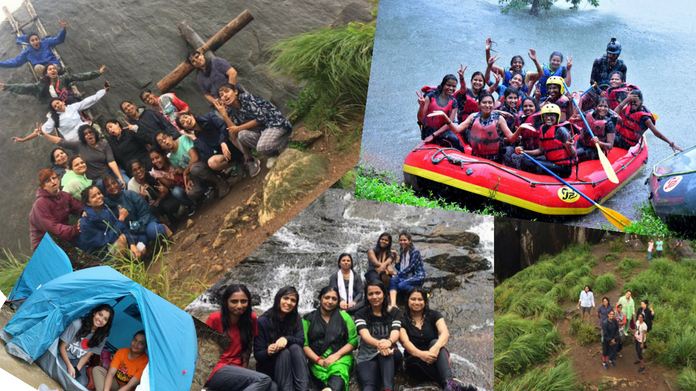srishti the women oriented travel coordinators who aim beyond just travel