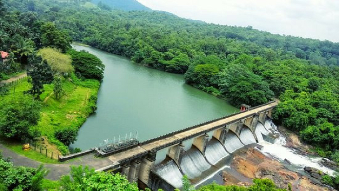 thenmala dam shutter to open today