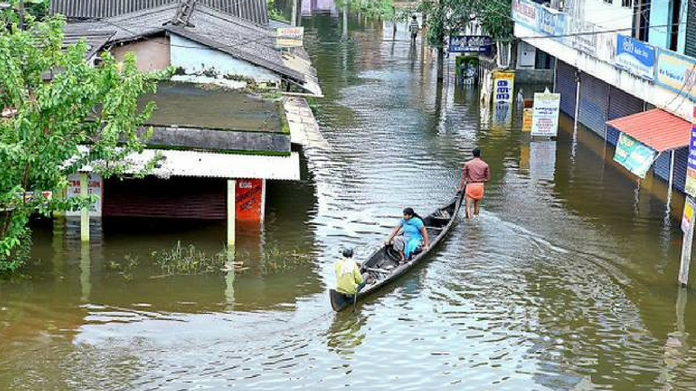 will declare alappuzha and kottayam as disaster affected area