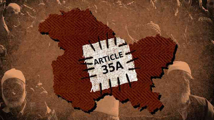 Article 35A Top Court Adjourns Hearing For Two Weeks