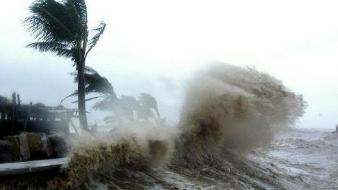 chances of strong wind kerala