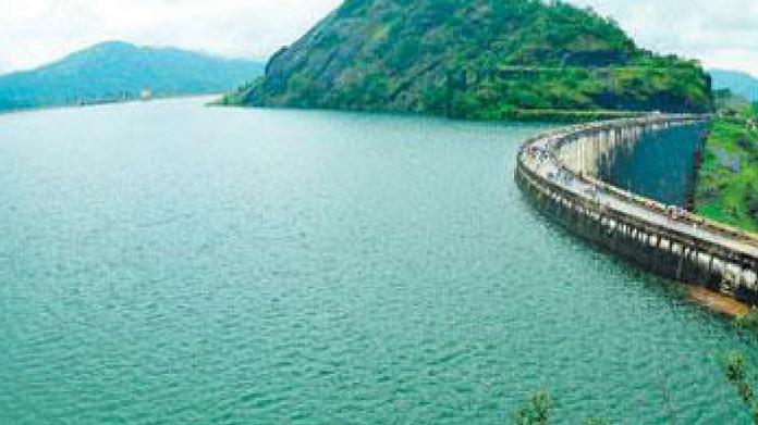 idukki dam water level touches 2396.34 ft