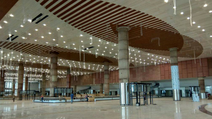 kannur airport to be functional from october