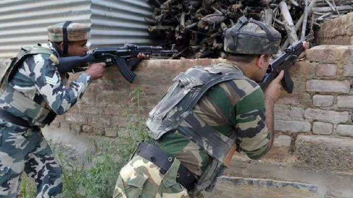 kashmir one terrorist killed