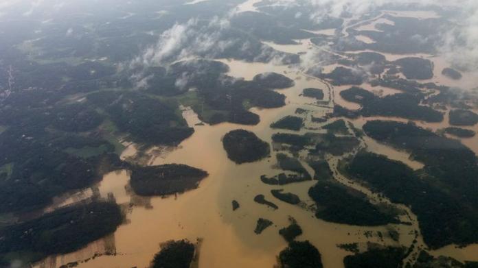 kerala flood death toll touches 37