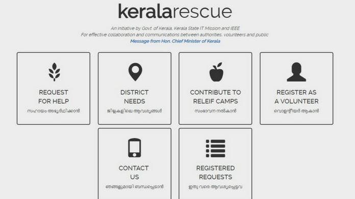 kerala rescue