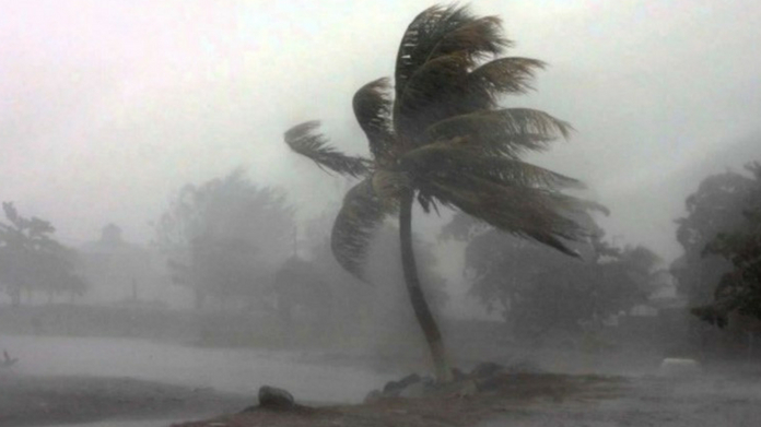 kerala witnessed strongest downpour in the history of 5 years