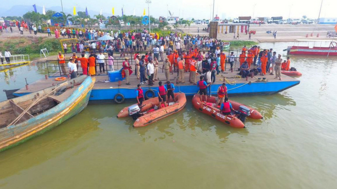 kochi boat accident missing people couldnt be found