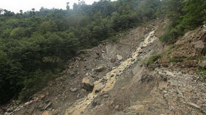 land slide malappuram