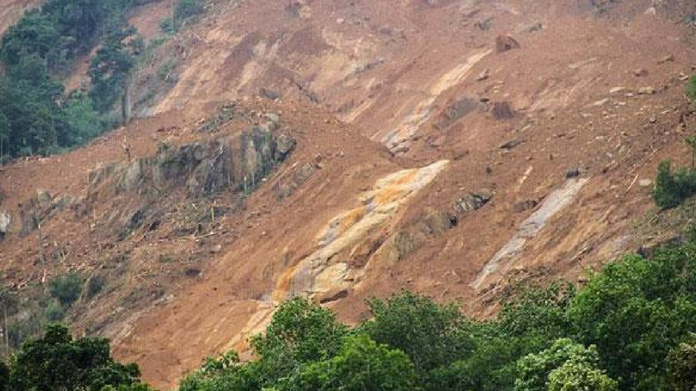 landslide in kalpatta again