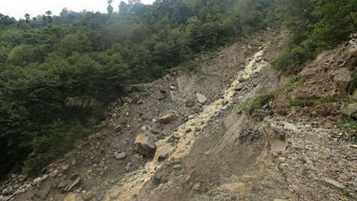 landslide in kannur today
