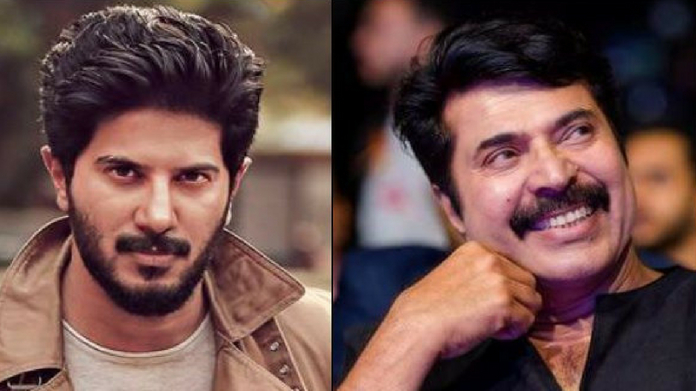 mammooty and dulquer