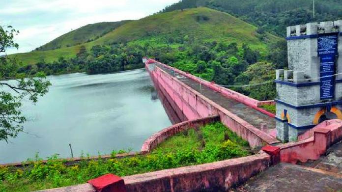 mullaperiyar dam water level rises