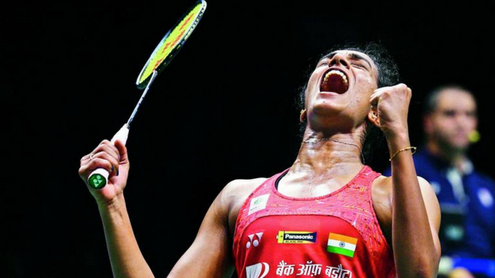 pv sindhu enters badminston world championship