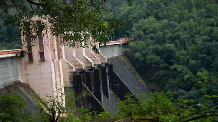 red alert in idamalayar dam
