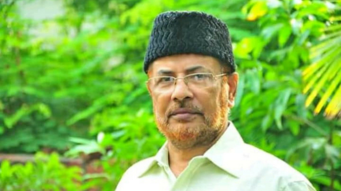 vp said muhammed nizami passes away