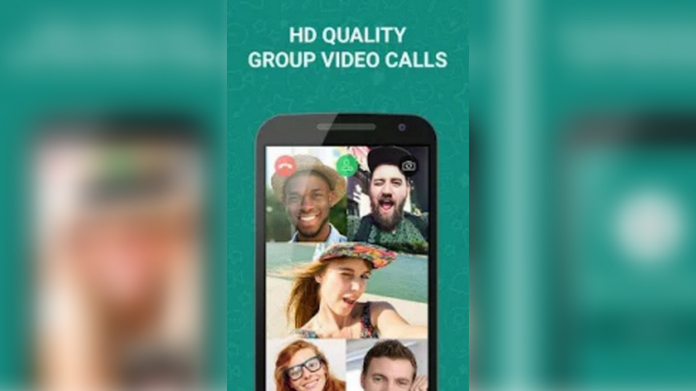 whatsapp introduces group video call feature