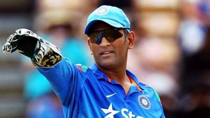 DHONI TO LEAD INDIA AGAINST AFGHANISTAN