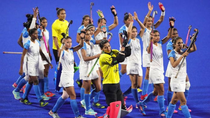India women lose 2 1 to Japan in hockey final
