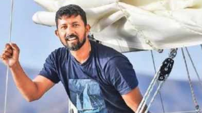 abhilash tomy rescued