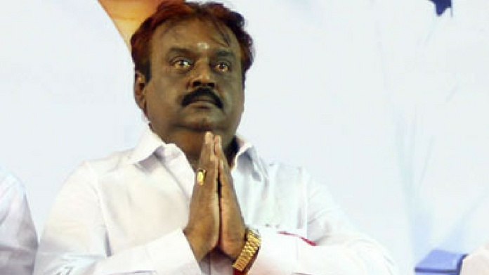 actor vijayakanth hospitalized