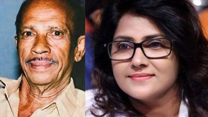 actress vani viswanath father passess away