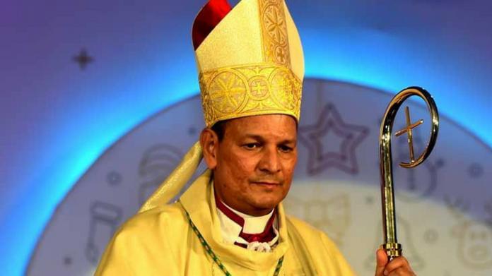 bishop kalathiparambil
