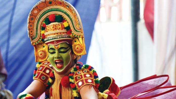 can conduct school kalolsavam without celebration