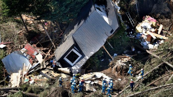 earth quake japan