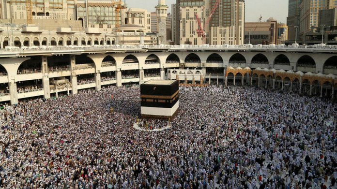 foreigners who tried performing hajj without consent letter under the threat of banishment