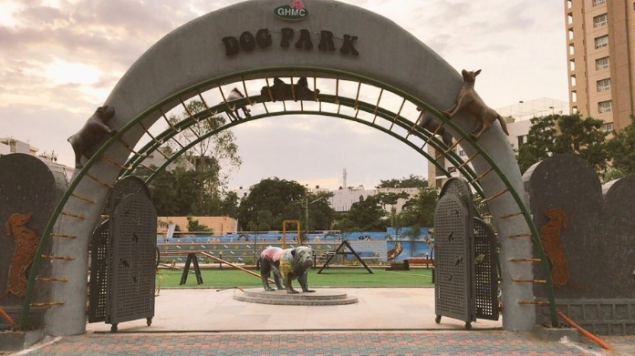indias first ever dog park to open in india