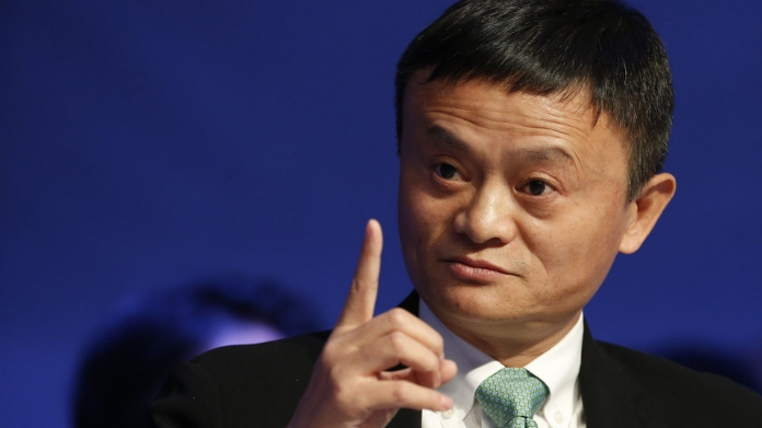 jack ma to be teacher again